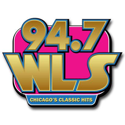 WLS-FM Logo